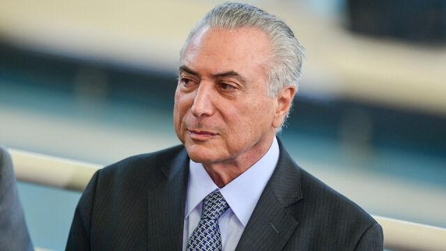 Michel Temer pozostanie prezydentem Brazylii