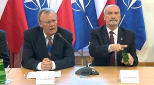 PO: Berczyński miał dostęp do ściśle tajnej dokumentacji.