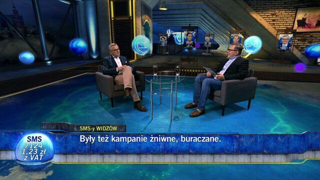 Artur Andrus i Wojciech Zimiński