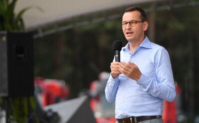 Premier: dla nas europejskość to zasobność polskich portfeli, a nie eksperymenty kulturowe