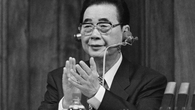 Nie żyje Li Peng, premier odpowiedzialny za masakrę na Tiananmen