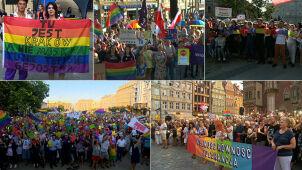 Manifestacje w kilku miastach przeciwko nienawiści. Lipiński: całkowicie upolitycznione