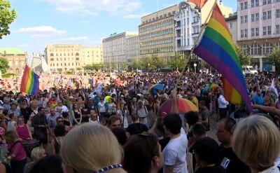 Manifestacje po zamieszkach na Marszu Równości w Białymstoku