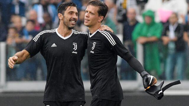 """Buffon nadal znakomity, ale Szczęsnego nie wygryzie. """"Byliśmy z nim szczerzy"""""""