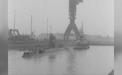 Okręt podwodny Minerwa zatonął w 1968 roku [ARCHIWALNE]