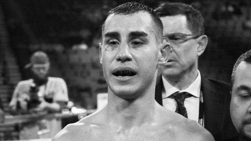Zmarł rosyjski bokser Dadaszew. Trener prosił go, by poddał walkę