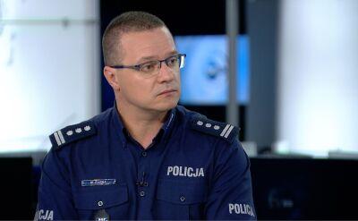 Rzecznik policji: mężczyzna podejrzewany o pobicie 14-latka zatrzymany