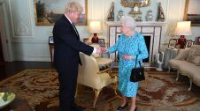 Boris Johnson premierem