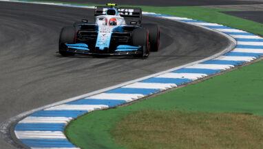 Kubica zamknął stawkę na przywitanie Hungaroringu