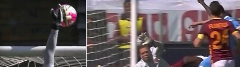 Tak Szczęsny zamurował bramkę Romy. Juventus mu dziękuje
