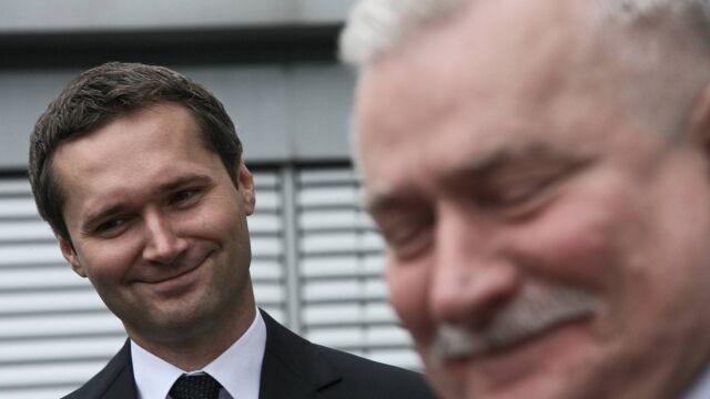 """Wałęsa broni ojca. """"Próbuje się go zabić, fizycznie i jako osobę publiczną"""""""