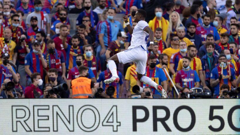 Czwarte kolejne El Clasico dla Realu