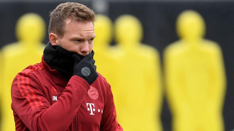 """Bayern w Lizbonie bez trenera. """"Źle się poczuł"""""""