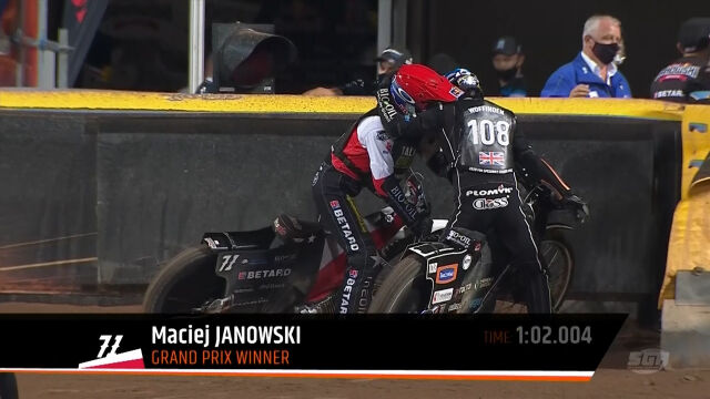 Janowski wygrał drugie Grand Prix we Wrocławiu