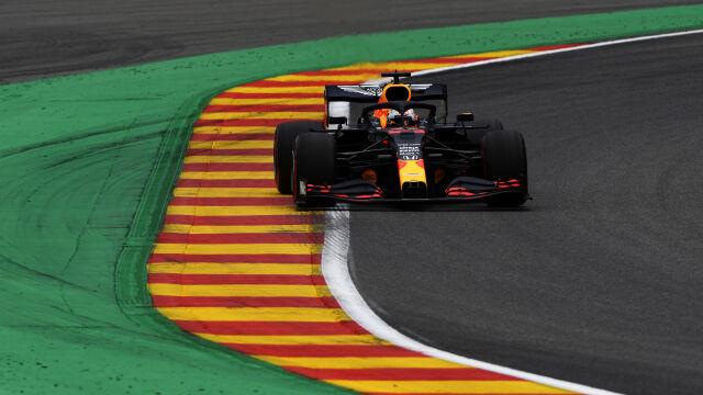Bottas i Verstappen najszybsi na treningach przed Grand Prix Belgii