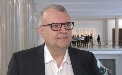 """""""To politycznie sensowne"""". Ujazdowski o sposobie na odwołanie Mariana Banasia"""