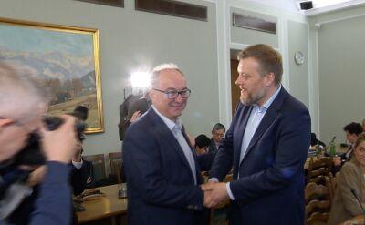 Sejmowy klub Lewicy wybrał kierownictwo i wytypował kandydatów na wicemarszałków