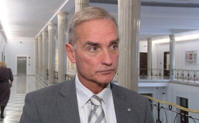 Jan Maria Jackowski: zagłosowałbym za takąuchwałą