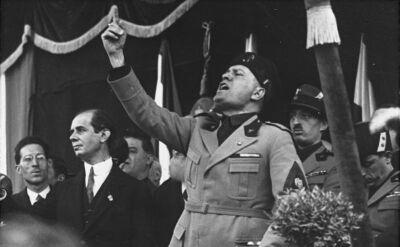 Mussolini pochowany jest w rodzinnym mieście Predappio