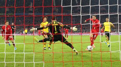 Lewandowski na tropie
