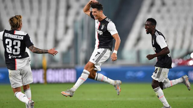 Juventus dopiął swego. Dziewiąty z rzędu tytuł hegemona z Turynu