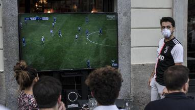Włosi szykują się do powrotu na trybuny. Minister sportu podał datę