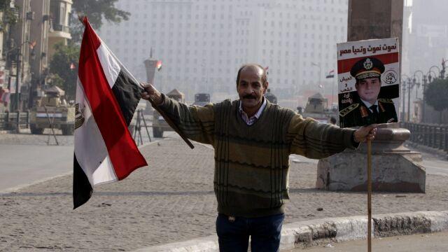 Ambasada Wielkiej Brytanii w Kairze zawiesza działalność