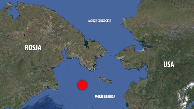 Katastrofa u wybrzeży Rosji. 54 rybaków przepadło bez wieści