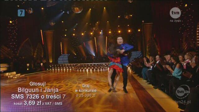 Taniec Bilguuna Ariunbataara