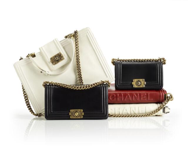 """Torebka inspirowana """"miłością życia"""" Chanel.  Boy zagrozi kultowej 2.55?"""
