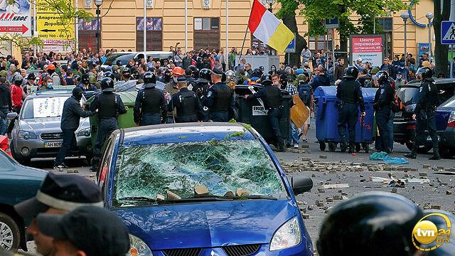 Jacek Saryusz-Wolski o sytuacji w Odessie i na Ukrainie