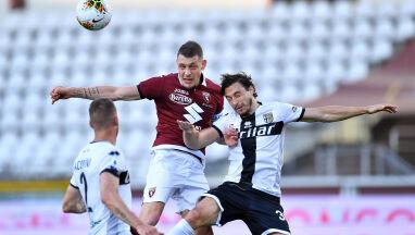 Pierwsze kopnięcie i pękła piłka. Wróciła Serie A