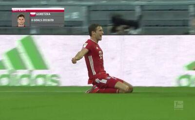 Skrót meczu Bayern - Borussia Moenchengladbach w 31. kolejce Bundesligi