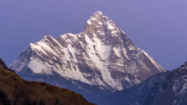 """Osiem osób poszukiwanych w Himalajach. """"Trasa ekstremalnie niebezpieczna i ryzykowna"""""""