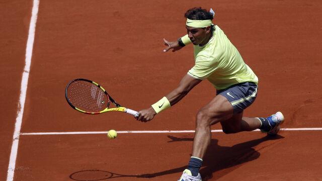 Plan transmisji z czwartego dnia French Open