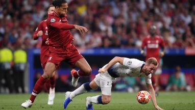 Najlepszy strzelec zawiódł. Tottenham nie miał pożytku z Kane'a