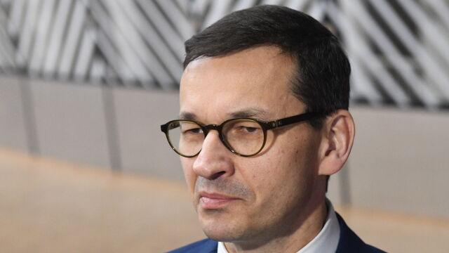 """Morawiecki przybył do Brukseli na szczyt, który ma zapoczątkować """"nowe rozdanie"""" w Unii Europejskiej"""