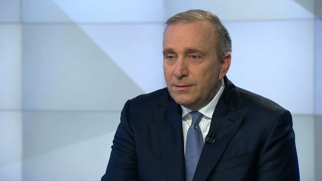 Grzegorz Schetyna o wynikach wyborów do Parlamentu Europejskiego
