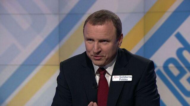 """Jacek Kurski był gościem """"Jeden na Jeden"""""""