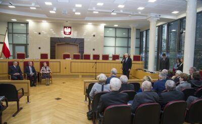 Prof. Chmaj: Sejm może sobie uchwalić, co tylko chce