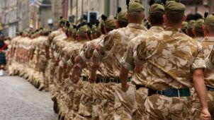 Brytyjska armia szykuje plan na wypadek fiaska umowy z Unią