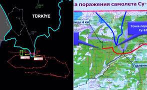 Sprzeczne wersje wydarzeń prowadzących do zestrzelenia Su-24