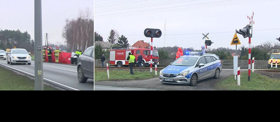 Janusz Dzięcioł nie żyje. Zginął w wypadku  na przejeździe kolejowym