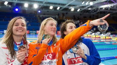 Tchórz nie zawiodła w Glasgow. Czwarty medal polskich pływaków