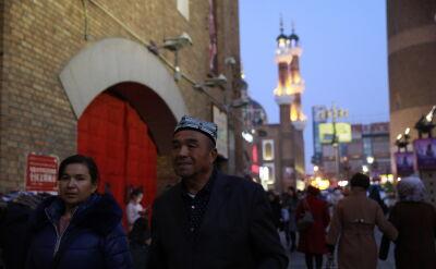Ujgurowie przetrzymywani są w obozach internowania w Sinciangu