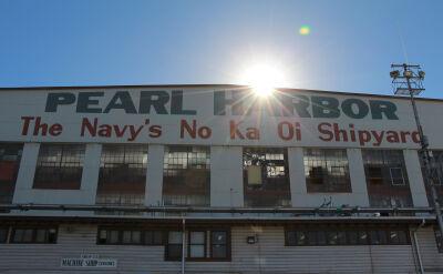 Strzelanina w bazie wojskowej w Pearl Harbor