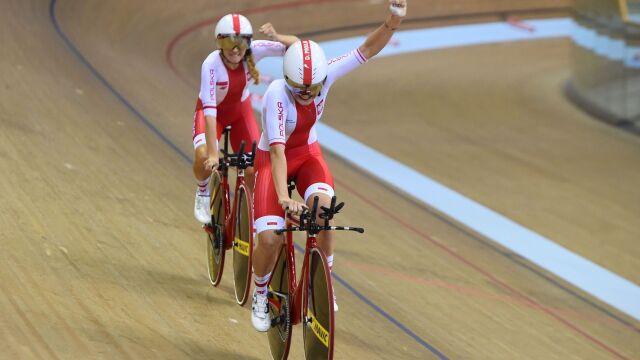 Historyczny wynik polskich kolarek