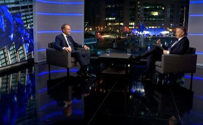 Tusk: Trzeba wybudować na nowo taką siłę polityczną
