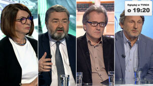 Kto wygrał debatę w PO? Co dalej z Banasiem?