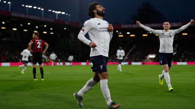 Liverpool znów zmiażdżył Wisienki. Tottenham wrócił na zwycięskie tory